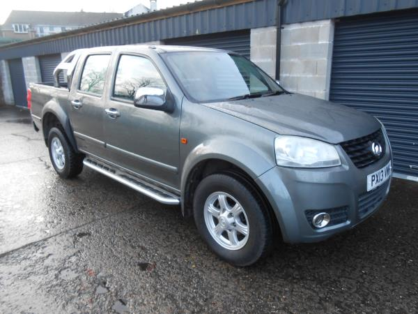 Great Wall Steed S 2.0 HDi Double Cab